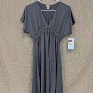 NWT Gray Mossimo Dress